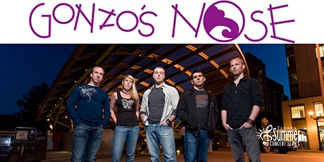 Gonzo's Nose - The DC Area's Most Popular Party Band tickets