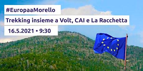 #EuropaaMorello - Trekking su Monte Morello tickets