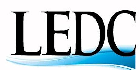 LEDC Summer Meeting - Bob Easterly Award Announcement tickets