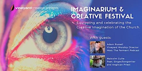 Vineyard Creative Online Imaginarium tickets