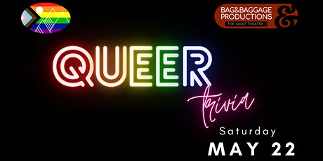 Queer Trivia Night! with Bag & Baggage tickets