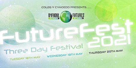FutureFest 2021 at Coleg y Cymoedd tickets