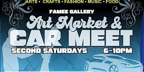 F.A.M.E.E. Art Market & Car Meet tickets