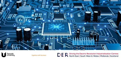 Driving the Electric Revolution (DER Industrialisation Centres) tickets