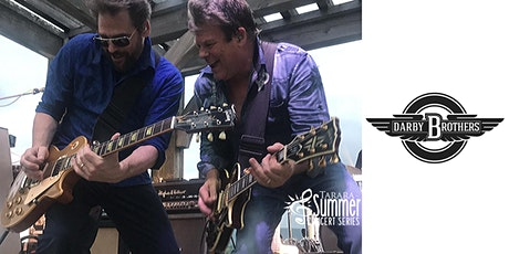 The Darby Brothers Band - Your Favorite Classic Rock Hits tickets