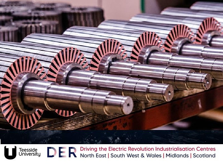 Driving the Electric Revolution (DER Industrialisation Centres) image