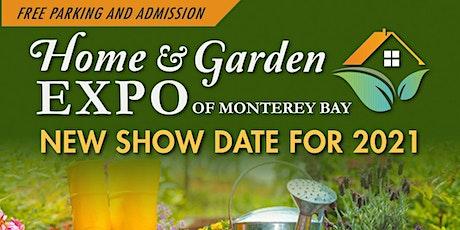Home & Garden Expo of Monterey tickets