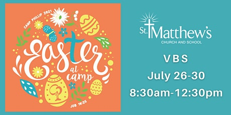 Summer Camp VBS tickets