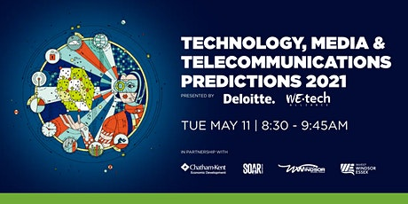 Deloitte Global TMT Predictions 2021 with Duncan Stewart tickets