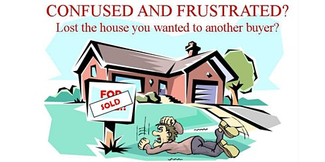 Confused or Frustrated with Real Estate? tickets