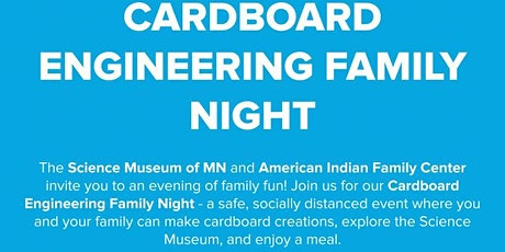 Cardboard Engineering Family Night tickets