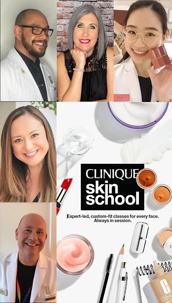 Clinique Skin School - Clinique 101 image