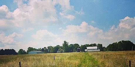 Sunset Pasture Walk & Mini Lesson-- Pasture Building & Management tickets