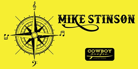 Live Music by Mike Stinson tickets
