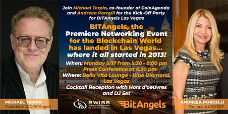 BitAngels Las Vegas Kickoff (May 2021) tickets