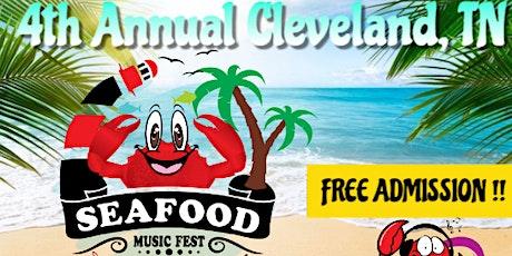 4th Annual Cleveland Ragin Cajun Seafood Music Fest tickets