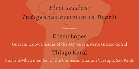 Cycle on Land Defenders: Indigenous activism in Brazil tickets