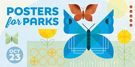 Posters for Parks 2021 Pre-Sale Event bilhetes