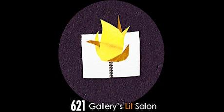 Literary Reading Salon tickets