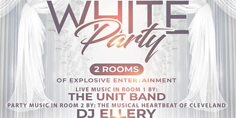THE CLEVELAND ULTIMATE WHITE PARTY tickets