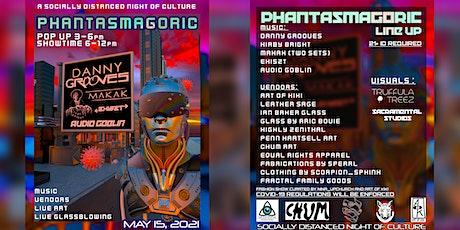 PHANTASMAGORIC tickets