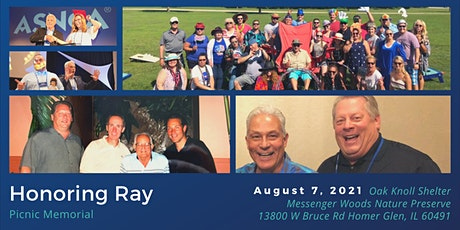Honoring Ray Memorial Picnic tickets