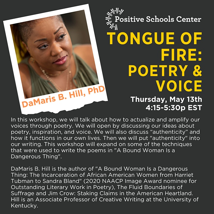 PSC May Workshop Series: Let Your Voice Be Heard! image