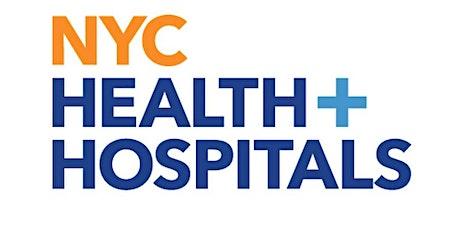 NYC Health + Hospitals- System Wide Psychiatry Virtual Job Fair tickets