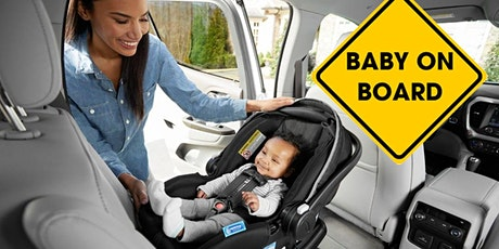 BABY ON BOARD: Infant Car Seat Safety Class -WEISSBLUTH PEDIATRICS (ZOOM) tickets