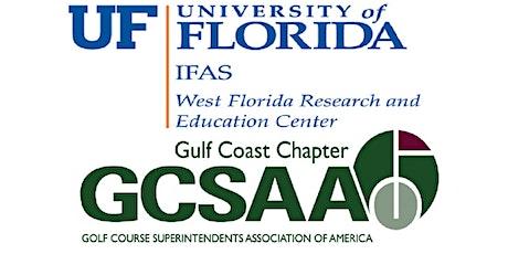 2021 Gulf Coast Turfgrass Expo & Field Day tickets