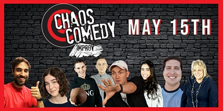 May Chaos Comedy Improv Show tickets