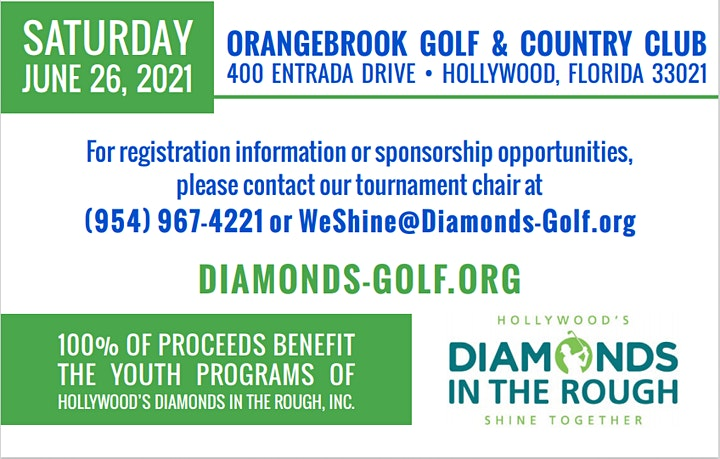 22nd Annual Hollywood's Diamonds Charity Golf Classic image