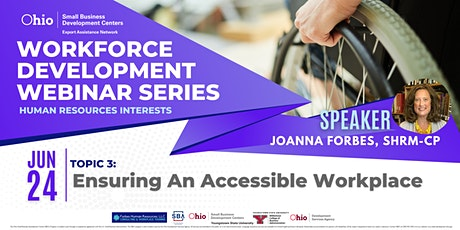 Ensuring An Accessible Workplace tickets