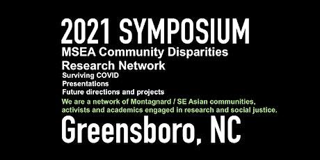 2021 Symposium: MSEA Community Disparities Research Network tickets