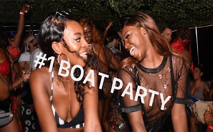 MIAMI NIGHTCLUB MIDNIGHT MEGA BOAT PARTY - 3 Hour Open Bar image