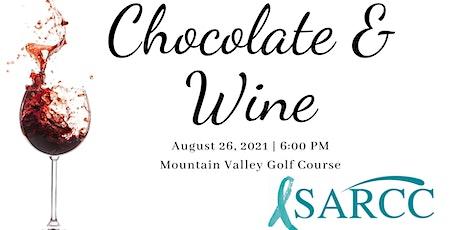 Chocolate & Wine 2021 tickets