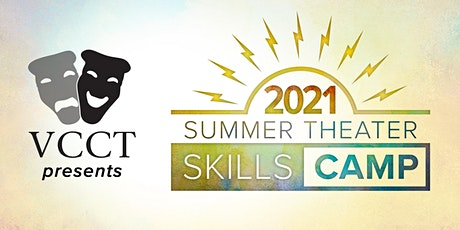 THEATER SKILLS CAMP 2021 tickets