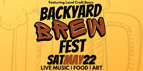 East End Backyard Brew Fest tickets