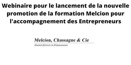 Webinaire de présentation de la formation Melcion Semestre 2 – 2021 billets