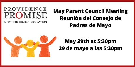 May Parent Council // Consejo de Padres de Mayo tickets