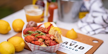 Crawfish Boil Benefiting The Woodstock Food Pantry tickets