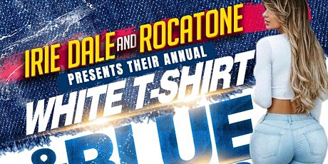 Roatone and Irie Dale White T & Blue Jeans tickets