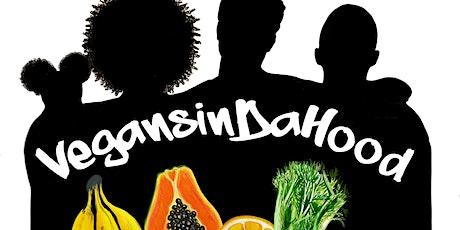 VegansinDaHood Taste test extravaganza tickets