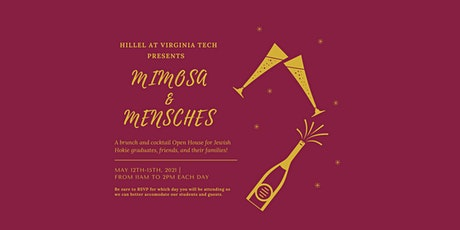 Hillel at Virginia Tech Open House tickets