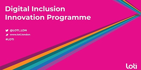 Digital Inclusion in London: Review potential project backlog tickets