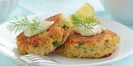 FREE Cooking Class: Homemade's The Ultimate Crab Cake with Old Bay Aioli tickets