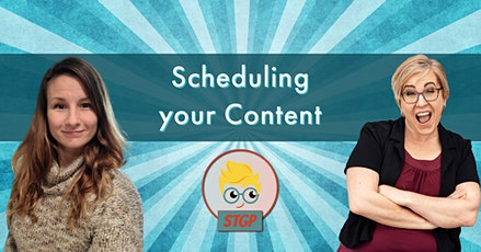 Scheduling your Social Media Content tickets