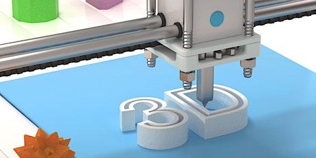 Virtual 3D Printer Workshops tickets