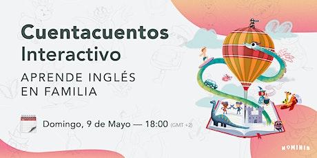 Cuentacuentos Interactivo | Aprende Inglés en Familia entradas