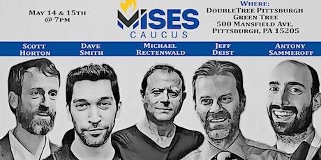 TakeHumanAction Bash - Pittsburgh Ft. Dave Smith, Deist, Horton, Rectenwald tickets